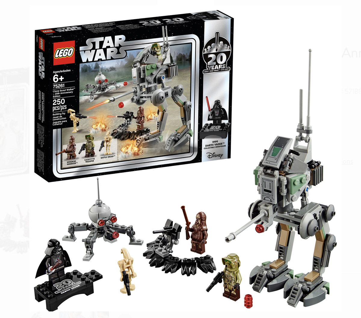 Set Lego de Star Wars