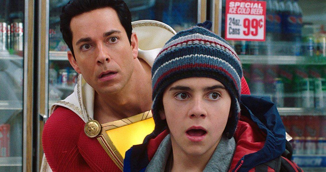 ¡Eres grande, Shazam! Mira lo que respondió Zachary Levi a la madre de un niño que sufrió bullying