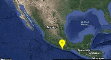 ¿Lo sintieron? Se registra sismo con epicentro en Ometepec, Guerrero