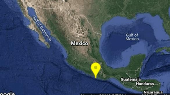 ¿Lo sintieron? Se registra sismo con epicentro en Pinotepa Nacional, Oaxaca