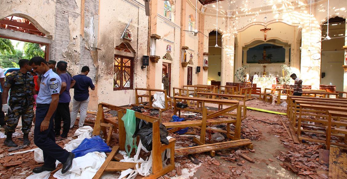 Entre el toque de queda y el hallazgo de bombas, número de víctimas aumenta a 250 en Sri Lanka
