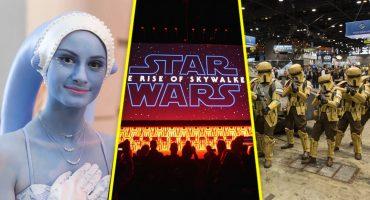 Cosplay, anuncios y sorpresas: las mejores fotos de Star Wars Celebration 2019
