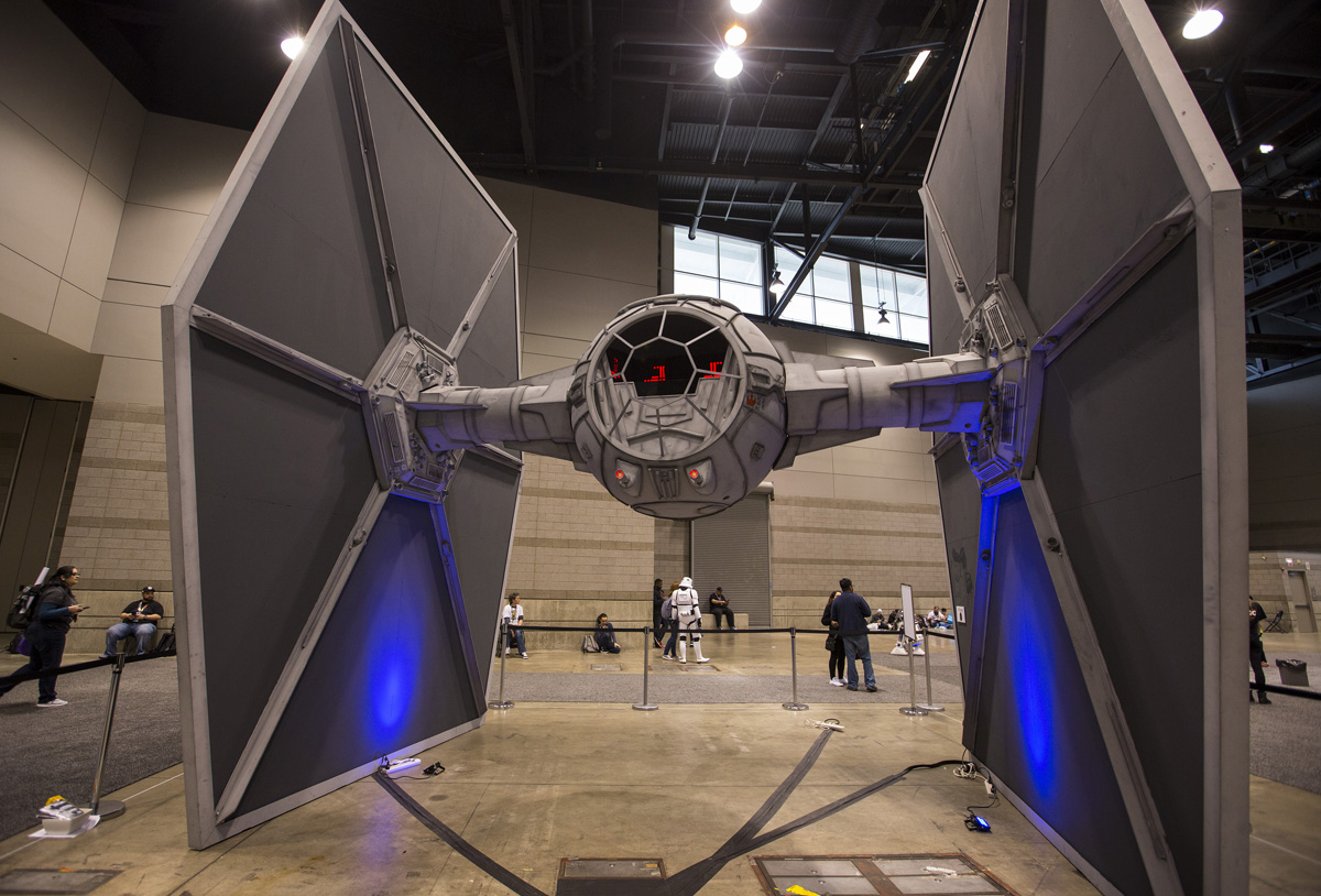 Nave espacial de Star Wars