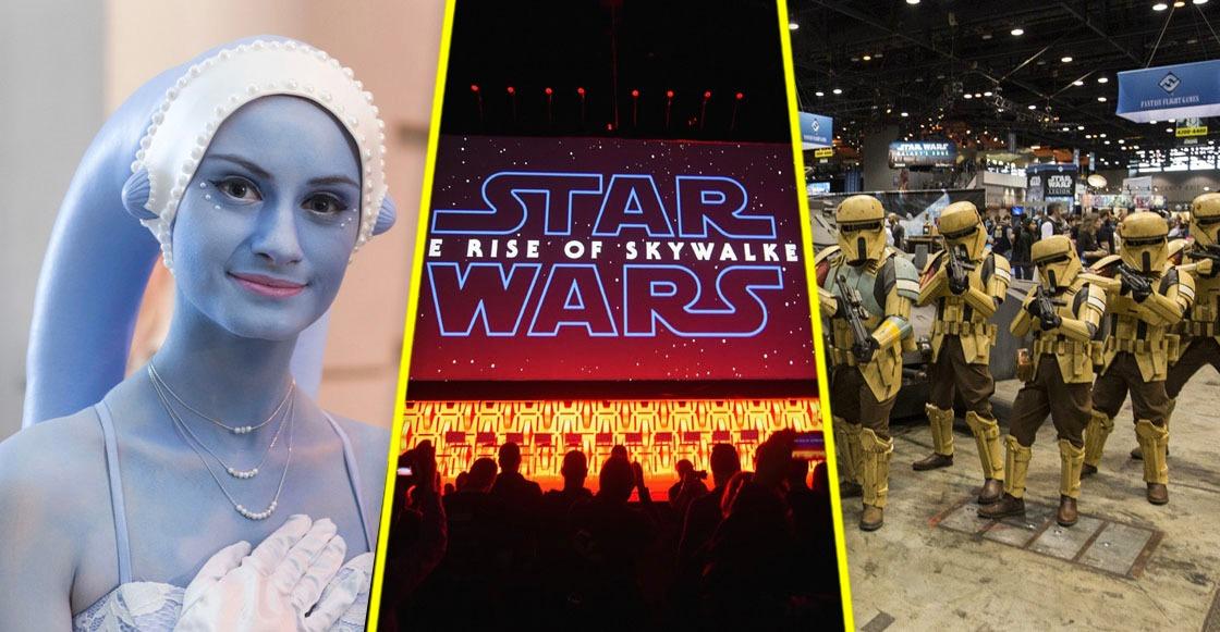 Las mejores fotos de Star Wars Celebration 2019