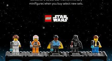 Checa los sets con los que LEGO celebra 20 años de colaboraciones con Star Wars