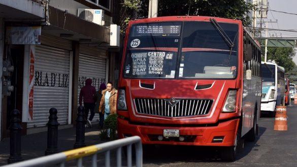'LA VIOLENCIA YA ES INSOPORTABLE': TRANSPORTISTAS DEL EDOMEX AMAGAN CON IRSE A PARO
