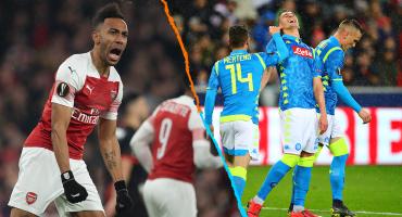 ¿Cómo, cuándo y dónde ver en vivo la ida de los Cuartos de Final de la Europa League?