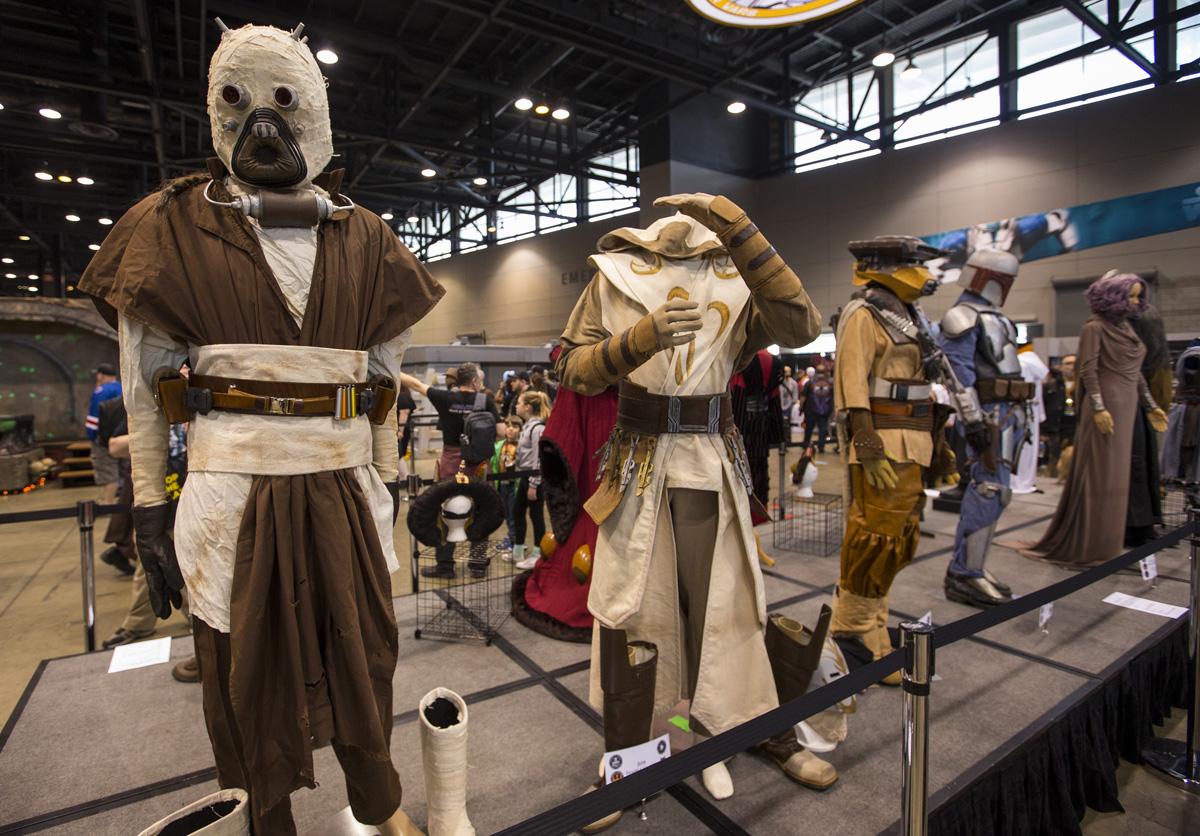 Vestuario Colección Star Wars Celebration 2019