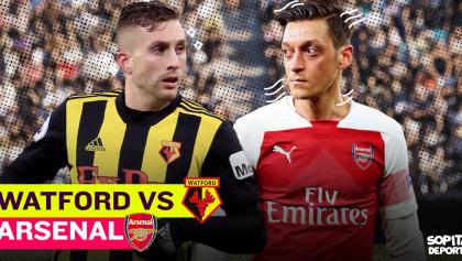 Premier League EN VIVO: Arsenal por puestos de Champions League ante el Watford