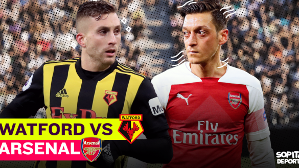 Premier League EN VIVO: Arsenal por puestos de Champions League ante el Watford