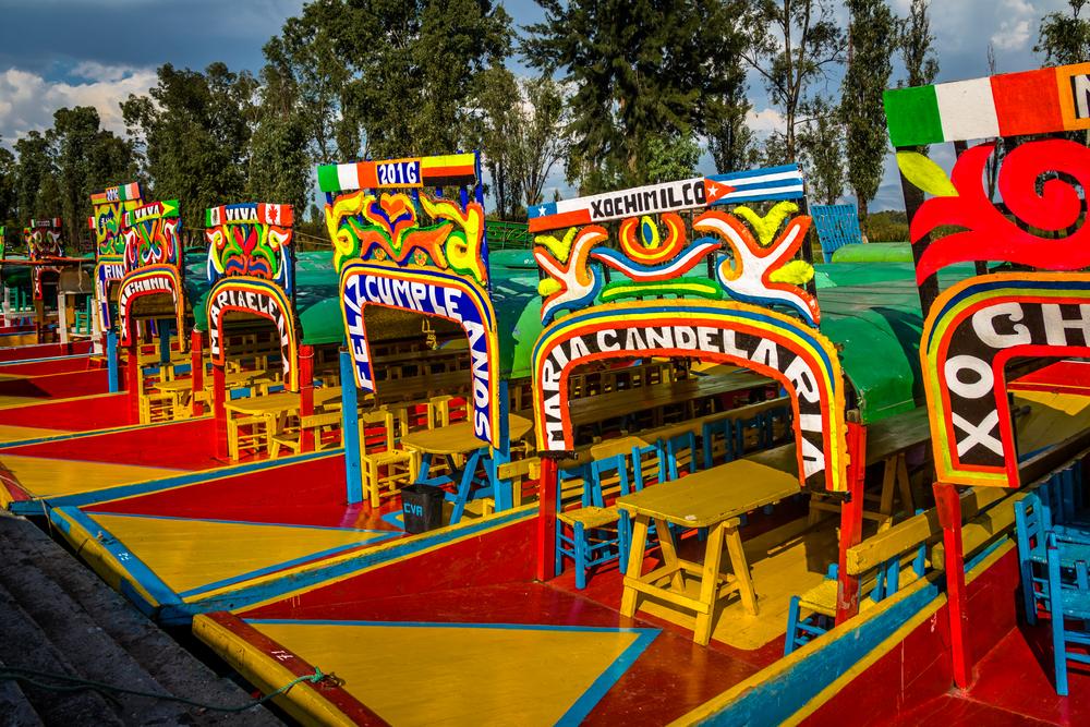 ¡El futuro es hoy! Ya hay trajineras con Wi-Fi en Xochimilco