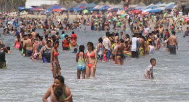 Ay, la gente: Turistas dejan más de 90 toneladas de basura al día en playas de Acapulco