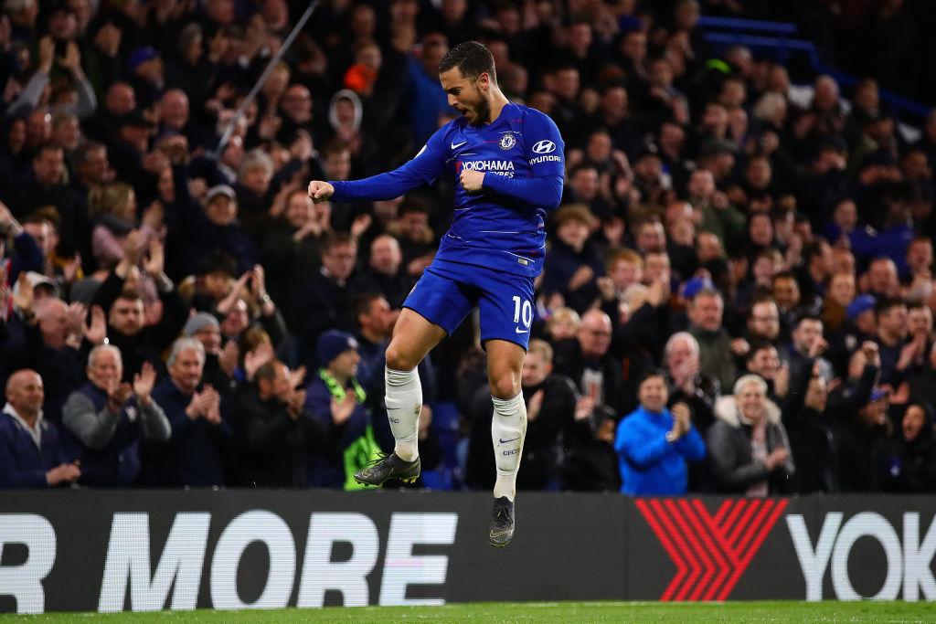 Reportan supuesto acuerdo entre Real Madrid y Chelsea por el fichaje de Eden Hazard