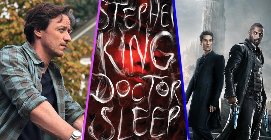 Estas son las siguientes adaptaciones de Stephen King para películas y series