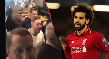 Aficionados del Chelsea atacan a Salah con cánticos racistas: