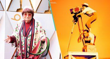El póster oficial de Cannes 2019 está protagonizado por Agnès Varda