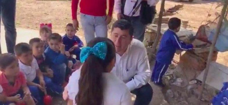 Guillermo Chapman, alcalde de Ahome, Sinaloa