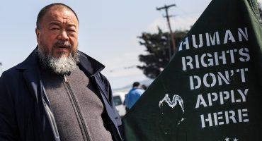 'Ai Weiwei: Restablecer memorias': la exposición que muestra la violencia contra los jóvenes