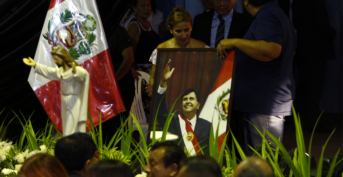 Expresidente de Perú, Alan García, dejó una carta con las razones de su suicidio