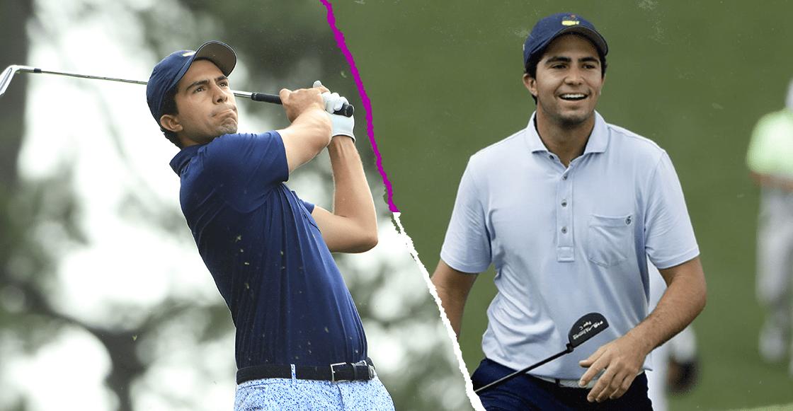 Álvaro Ortiz compite por ser el mejor amateur de Augusta