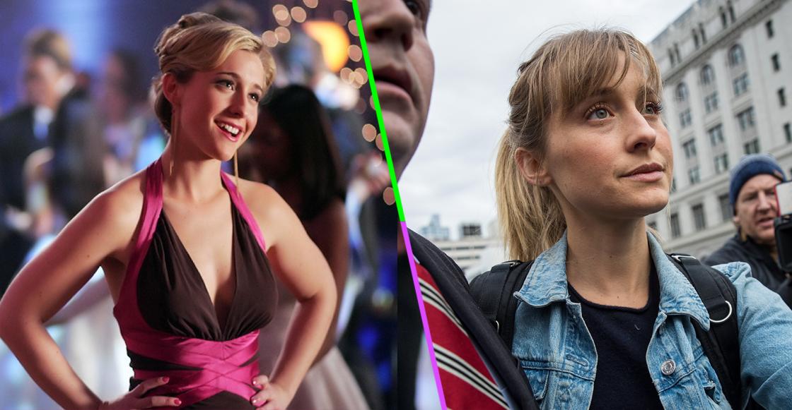 Actriz de 'Smallville' se declara culpable en el caso de culto sexual Nxivm