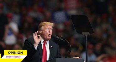 Con peras y manzanas: las amenazas de Donald Trump