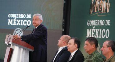 Anuncia AMLO que la Guardia Nacional se desplegará en toda la CDMX