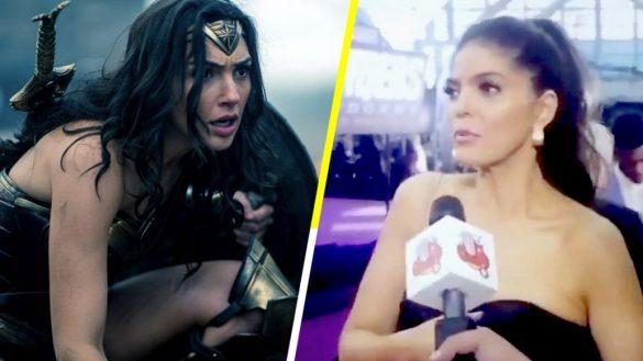 """¡Póngale cero! Ana Bárbara dice que su personaje favorito de Marvel es la """"Mujer Maravilla"""""""
