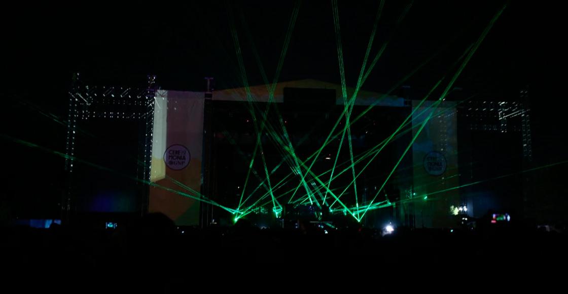 ¡¡Qué demonios fue eso!! Electrónica de vanguardia con Aphex Twin en el Ceremonia 2019