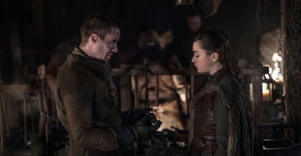 Y a todo esto, ¿cuántos años tiene Arya Stark en 'Game of Thrones? 😯