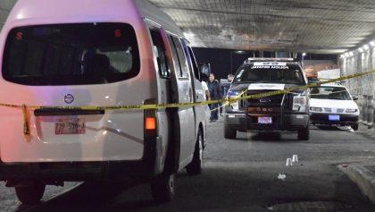 Que dice el secretario de Movilidad del Estado de México que asaltos en transporte están bajando...