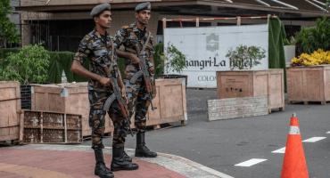 En medio de un operativo, se registran tres explosiones más en Sri Lanka