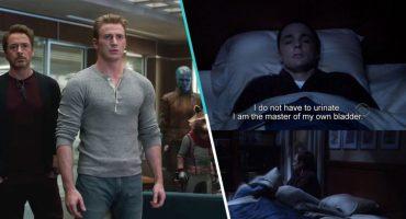 Esta es la solución para evitar 'accidentes' en las tres horas de 'Avengers: Endgame'