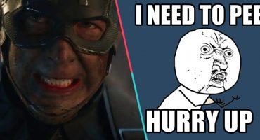 5 escenas de 'Avengers: Endgame' en las que puedes ir al baño o salir de la sala