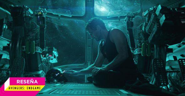 Reseña: No todo en 'Avengers: Endgame' es perfecto, pero sí grandioso