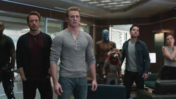 Checa las nuevas imágenes de 'Avengers: Endgame' y la llegada de los héroes a la batalla final