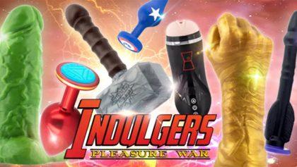 El 'revenge sex' tendrá ooootro significado con estos juguetes sexuales de los Avengers