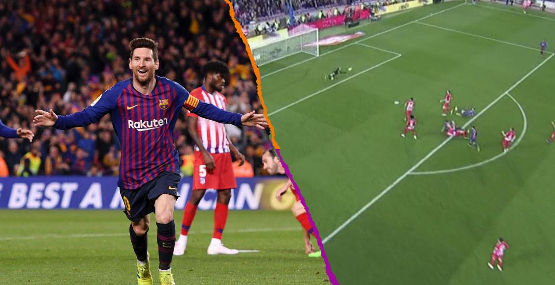 Las atajadas de Oblak y los golazos de Messi y Suárez en el Barcelona - 'Atleti'