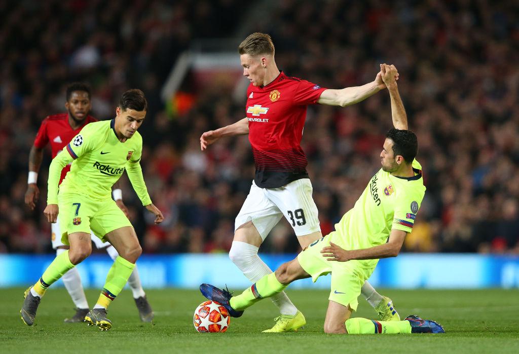¡Se acabó el sueño! Barcelona rompió su 'maldición' jugando en Old Trafford