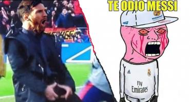 Los memes rematan al Atlético (y de paso al Real Madrid) tras la derrota frente al Barcelona