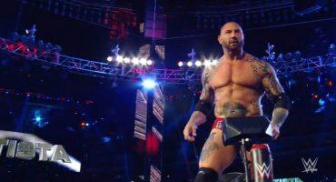 ¡Gracias, 'Drax'! Batista anunció su retiro definitivo de la WWE