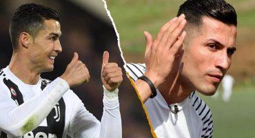 Él es Biwar Abdullah, el 'Cristiano Ronaldo' iraquí que levanta pasiones por las calles