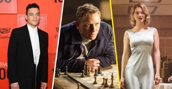 OMG! 'Bond 25' revela a su próximo villano e historia, pero aún sigue sin un título