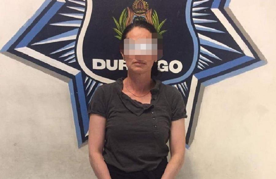Esposa de exalcalde de Canatlán, Durango