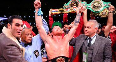 'Canelo' Álvarez y su deseo de convertirse en el mejor boxeador de toda la historia