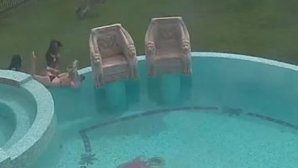 Canguro que atacó en la mansión PlayBoy