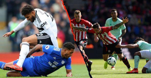 Los 2 equipos que pelean la última plaza de descenso en la Premier League