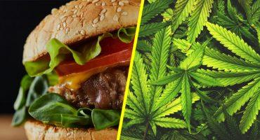 Pa' el monchis: Carl's Jr. sacó su hamburguesa del #420Day con todo y salsa especial