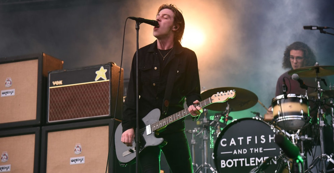 ¡Yay! Catfish and the Bottlemen anuncia su primer concierto en México