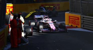 Alerta de podio: Checo Pérez largará quinto en el Gran Premio de Azerbaiyán 